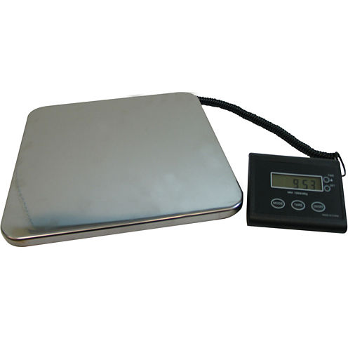 Weston Stainless Steel Digital Scale