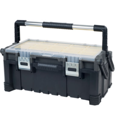 jcpenney.com | Stalwart Parts and Crafts 22-inch Tiered Storage Tool Box