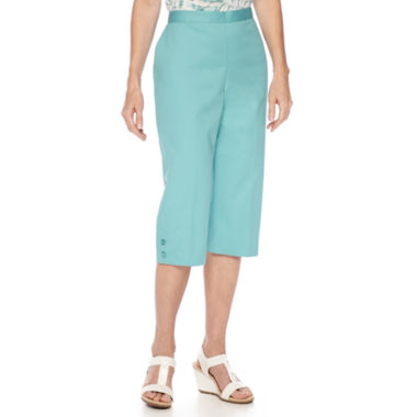 jcpenney.com | Alfred Dunner® Sanibel Island Capris