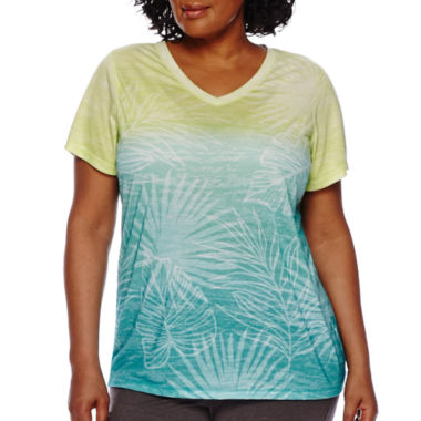 jcpenney.com | Made for Life™ Graphic Tee - Plus