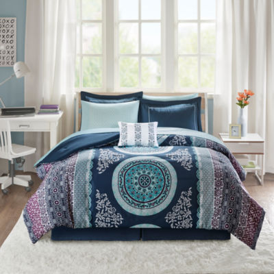 Intelligent Design Eleni Comforter Set Jcpenney