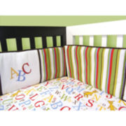 Trend Lab® Dr. Seuss™ ABC Crib Bumper