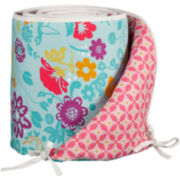 Lolli Living Whimsy Multi Bumper