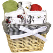 Trend Lab® Dr. Seuss™ Cat in the Hat 7-pc. Gift Basket Set