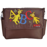 Trend Lab® Dr. Seuss™ ABC Messenger Diaper Bag