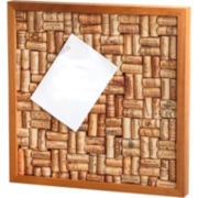 Wine Enthusiast® Small Wine Cork Board