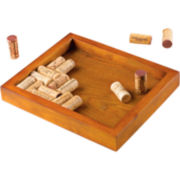Wine Enthusiast® Square Wine Cork Trivet Kit