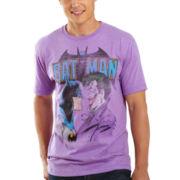 Batman and Joker Graphic T-Shirt