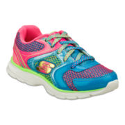 Skechers® Magnetix Girls Sneakers - Little Kids