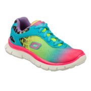 Skechers® Skech Appeal Serengeti Girls Sneakers - Little Kids