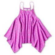 Total Girl® Print Cami Tunic - Girls 6-16