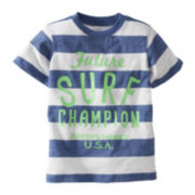 Carter's® Short-Sleeve Surf Graphic Tee - Boys 2t-4t