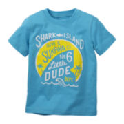 Carter's® Dive & Surf Tee - Boys 2t-4t