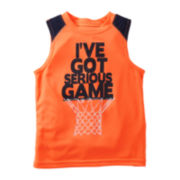 Carter's® Graphic Muscle Tee - Boys 2t-4t