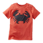 Carter's® Short-Sleeve Crab Graphic Tee - Boys 5-7