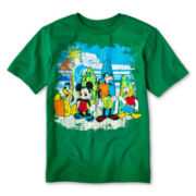 Disney Fab 4 Surf Graphic Tee - Boys 2-12