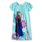Disney Frozen Nightshirt - Girls 2-10