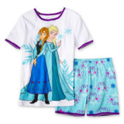 Disney Collection Frozen 2-pc. Pajamas - Girls 2-10