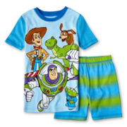 Disney Toy Story 2-pc. Pajama Set - Boys 2-10