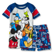 Disney Fab Four 2-pc. Pajama Set - Boys 2-10