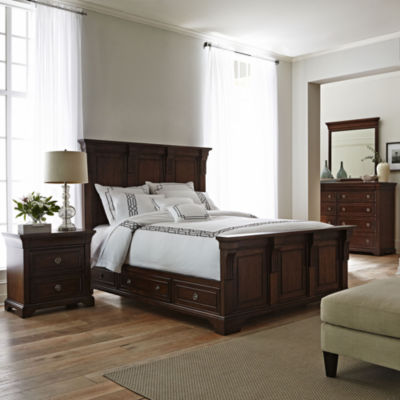 . Providence Bedroom Collection with Storage