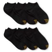 GoldToe® 6-pk. Jersey No Show Socks