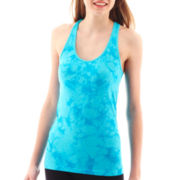 City Streets® Seamless Racerback Tank Top
