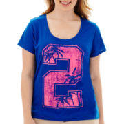 Arizona Short-Sleeve Graphic T-Shirt - Plus