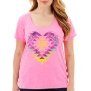 Arizona Short-Sleeve Graphic T-Shirt - Plus