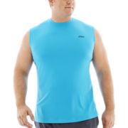 ASICS® Trainer Dot Muscle Tee–Big & Tall