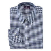 Stafford® Travel Wrinkle-Free Oxford Dress Shirt−Big & Tall
