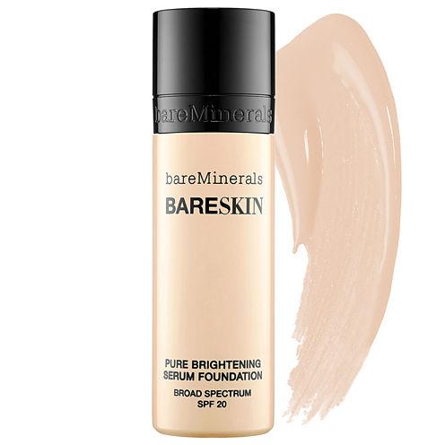 bareMinerals bareSkin® Pure Brightening Serum Foundation Broad Spectrum Spf 20