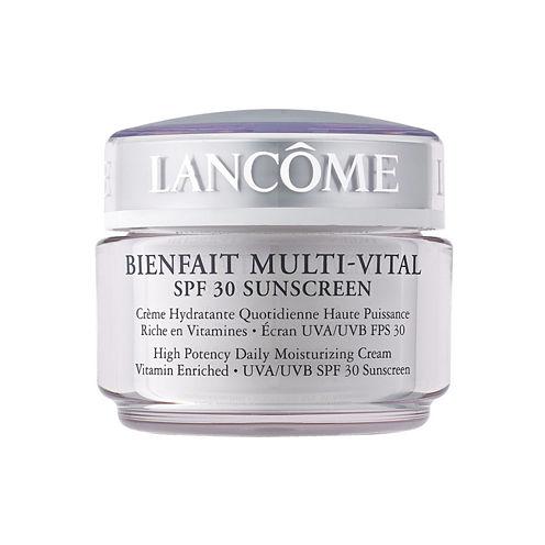 Lancôme Bienfait Multi-Vital - SPF 30 Cream - High Potency Vitamin Enriched Daily Moisturizing Cream