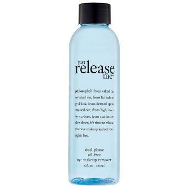 jcpenney.com | philosophy Just Release Me Dual-Phase Oil-Free Makeup Remover