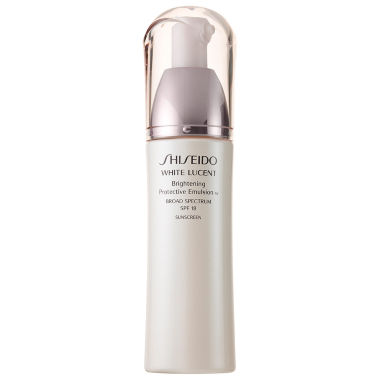 jcpenney.com | Shiseido White Lucent Brightening Protective Emulsion Broad Spectrum SPF 18