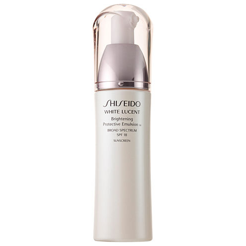 Shiseido White Lucent Brightening Protective Emulsion Broad Spectrum SPF 18