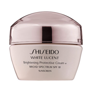 jcpenney.com | Shiseido White Lucent Brightening Protective Cream Broad Spectrum SPF 18