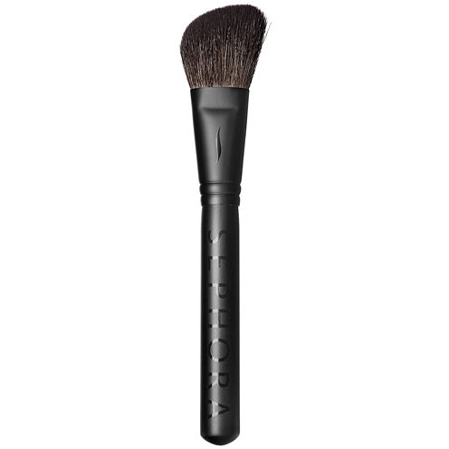 SEPHORA COLLECTION Classic Must Have Angled Blush Brush 50