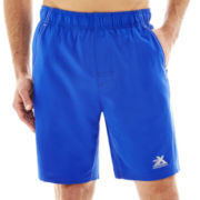 ZeroXposur® Zeus Colorblock Swim Trunks
