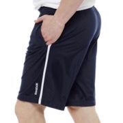Reebok® Workout Ready Mesh Shorts