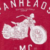 Pan Heads Red Htr