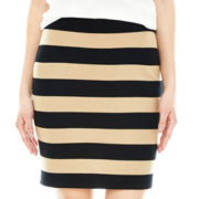 Joe Fresh™ Striped Skirt
