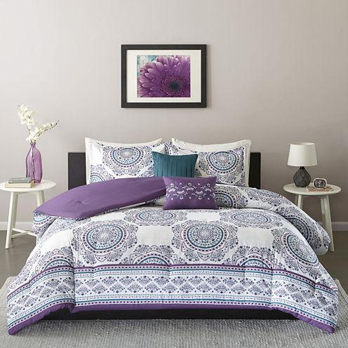Intelligent Design Mikay Comforter Set