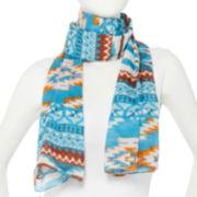 Olsenboye® Tribal Print Scarf