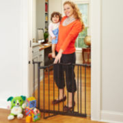 North States™ Supergate Portico Arch Baby Gate