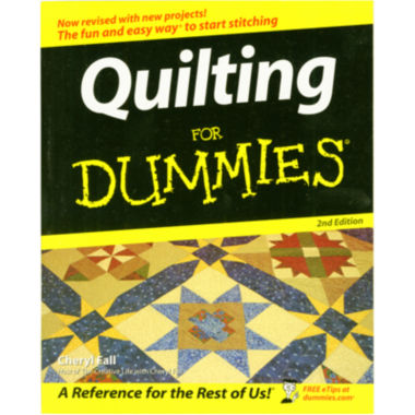 jcpenney.com | Wiley Publishers - Quilting For Dummies