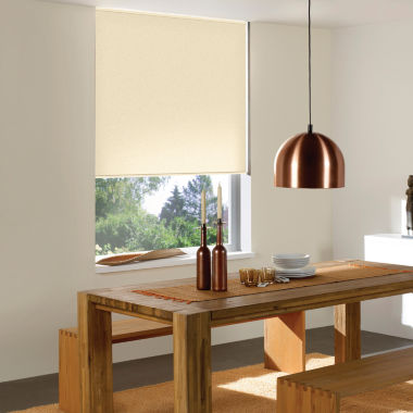 jcpenney.com | Carmel Unfringed Custom Cordless Roller Shade - FREE SWATCH