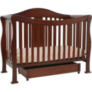DaVinci Parker 4-in1 Convertible Crib - Cherry