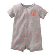 Carter's® Crab Creeper - Boys newborn-24m
