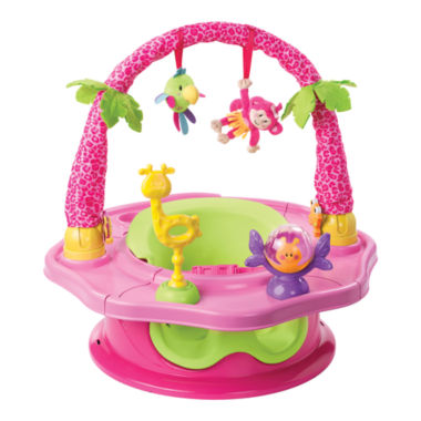 jcpenney.com | Summer Infant® Deluxe SuperSeat® Island Giggles - Pink